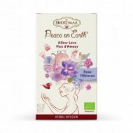 Ceai Shotimaa Peace on Earth -Allow Love bio 16dz