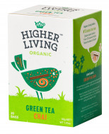 Ceai verde - CHAI - eco, 20 plicuri, Higher Living