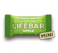 LIFEBAR baton cu mere raw eco 25g