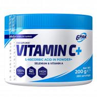 Vitamina C Plus pudra 200g 6Pak