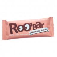 Baton Roobar cu dude si vanilie raw eco 30g