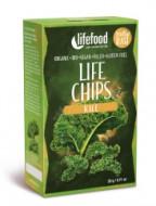 LIFE Chips din Kale raw eco 20g Lifefood