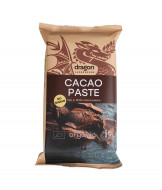 Pasta de cacao raw eco 180g DS
