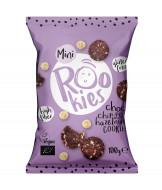 Rookies - mini cookies cu ciocolata si alune bio 100g