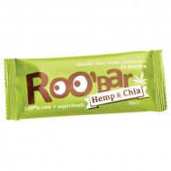 Baton Roobar cu canepa raw eco 30g