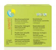 Detergent Ecologic Praf Pt. Masina De Spalat Vase 1.5Kg Sonett