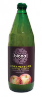 Otet din cidru de mere nefiltrat eco 750ml Biona