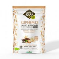 Supermix pentru micul dejun cu migdale, chia si vanilie bio 350g, fara gluten