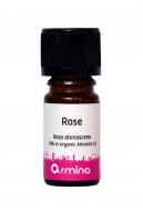 Ulei Esential De Trandafir (Rosa Damascena) 5% In Ulei De Migdale Bio 5Ml Armina