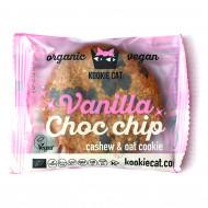 Cookie cu vanilie si ciocolata fara gluten eco 50g