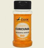 Turmeric pudra bio 35g Cook