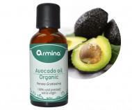 Ulei de avocado bio 50ml ARMINA