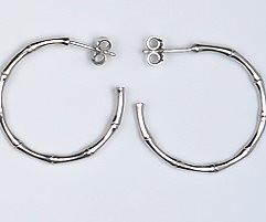 Cercei argint semicreola -ORJJ0163RHL