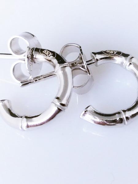 Cercei delicati argint semicreola -ORJJ0163RH