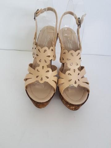 дамски сандали на платформа / platform sandals for women