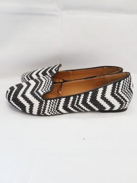 Дамски обувки зебра / Zebra Ladies Shoes