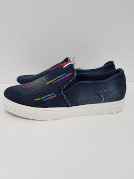 дамски спортни обувки-деним 2 / women's sports shoes - denim