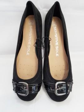 Дамски обувки с токичка / Ladies shoes with a toe