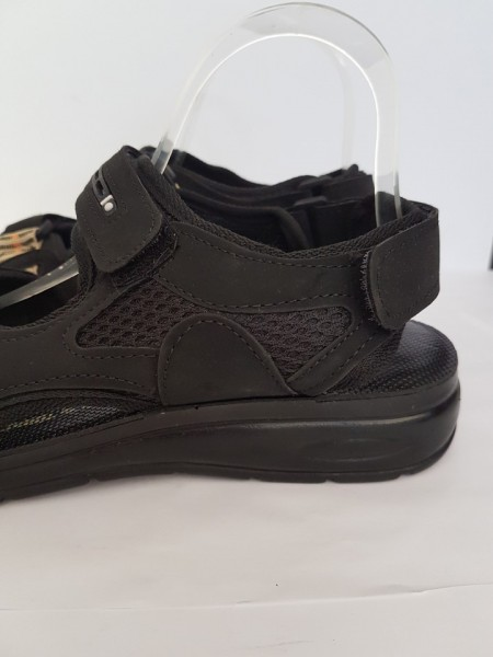 мъжки сандали DAYE черно / men's sandals DAYE black