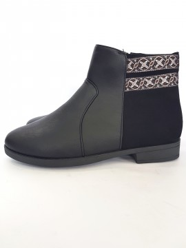 дамски боти,двойна лента / women's boots, double strap