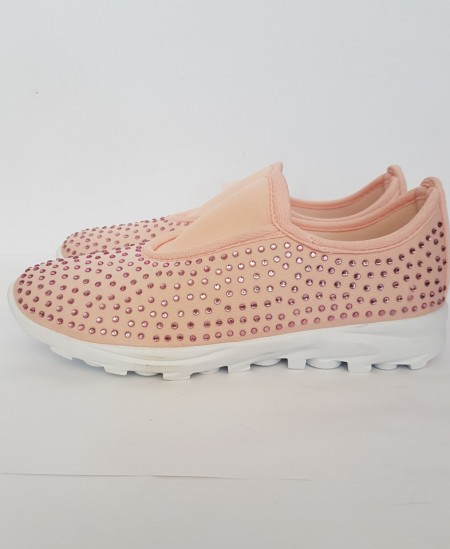 дамски гуменки с камъчета / womens sneakers with pebbles