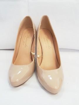 дамски обувки PEACOCKS лак / ladies shoes polish