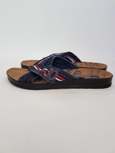 мъжки чехли 3D / men's slippers