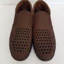 мъжки обувки F24-146 тъмно кафе