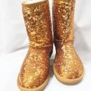 Дамски БОТИ GOLD / WOMEN'S BOOTS