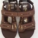мъжки сандали DAYE кафяв / men's sandals DAYE brown