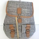 Дамска раница - плат / Ladies backpack
