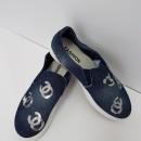 дамски спортни обувки - деним / women's sports shoes - denim