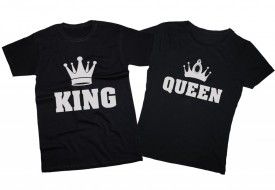 KING & QUEEN [SET]
