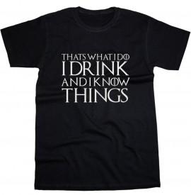 I DRINK