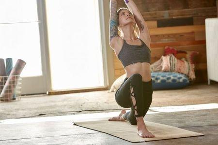 saltea yoga pluta