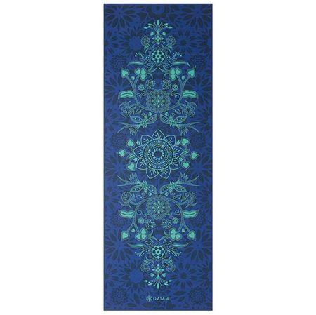 Saltea Yoga Gaiam Reversibila 6 mm Divine Impressions