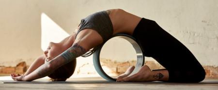 roata pentru yoga