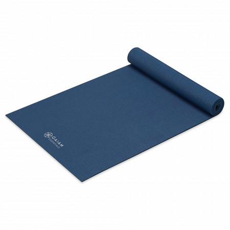 Saltea Yoga Gaiam Essentials 6 mm Albastra