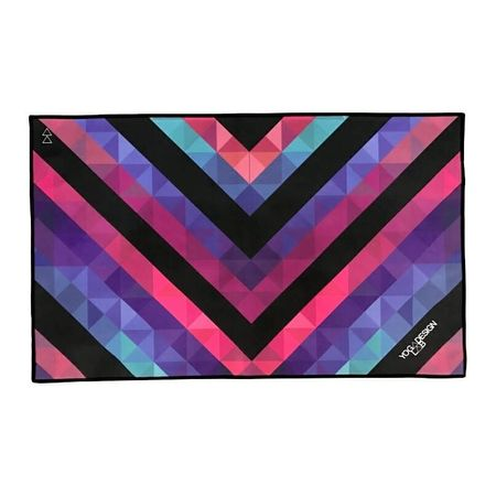Prosop Yoga Design Lab Chevron Maya Mic