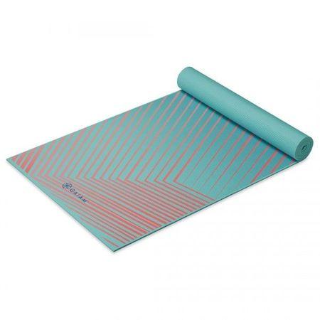 Saltea Yoga Gaiam Premium 6 mm Taffy