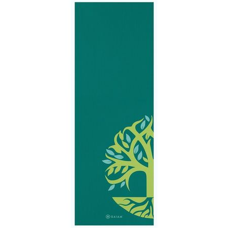 Saltea Yoga Gaiam 3 mm Root To Rise