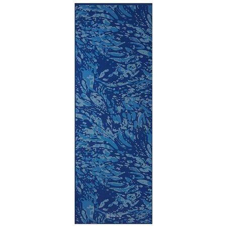 Saltea Yoga Gaiam Premium 6 mm Coastal Blue