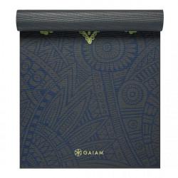 Saltea Yoga Gaiam Premium 4 mm Sundial Layers