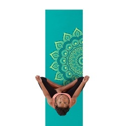 Saltea Yoga Gaiam Premium 6 mm Capri