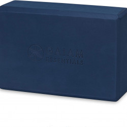 Caramida Yoga Gaiam Essentials Bleumarin