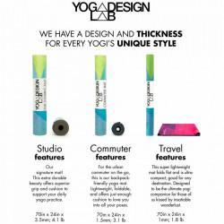 Saltea Commuter Yoga Design Lab 1,5 mm Venice