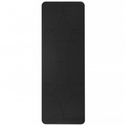 Saltea Yoga Gaiam 5 mm Performance Alignment Grip