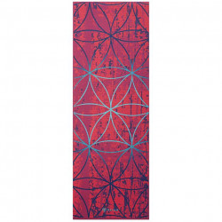 Saltea Yoga Gaiam 6 mm Premium Radiance