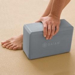 Caramida Yoga Gaiam Gri