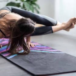Saltea Commuter Yoga Design Lab 1,5 mm Chevron Maya